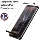 Galaxy Note 8 / S8 PLUS / S8 / S9 / S9 Plus Tempered Glass Screen Protector <br/> *Full Coverage *HD Clear *Case Friendly *FREE SHIPPING