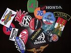Motorcycle Patches, Cafe Racer, Petrol, Iron-On $7.0 USD