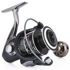 Metal Fishing Reel Double Bearing Light Smooth Casting 5.2:1 Collapsible Handle