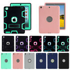 "Kids Shockproof Heavy Duty Case Cover For Ipad 2 3 4 Mini Air Ipad 2017 9.7"" Lot"
