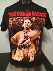 LEATHERFACE mask The TEXAS CHAINSAW Massacre HORROR movie New MEN'S T-Shirt