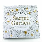 24 Pages Secret Garden Coloring Book For Child Adult Relieve Stress Drawing Book