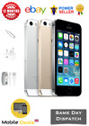 Apple Iphone 5s 16gb - 32gb Factory Unlocked 4g Lte Smartphone All Colours Uk