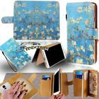 Leather Wallet Card Stand Magnetic Flip Case Cover For Various HTC SmartPhones