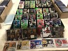 NFL Football Card Lot! Rookie/Auto/ Relic Cards In Every Pack! 10, 20 & Jumbo 50!
