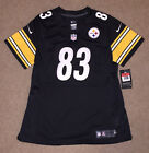 Heath Miller Pittsburgh Steelers Nike Limited Women's Jersey NWT. S, M, L or XL