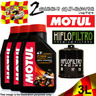 3L MOTUL 7100 15W50 OIL AND HIFLO HF204RC FILTER FITS TRIUMPH MOTOR BIKE LISTED1 €50.13 EUR on eBay