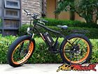 Addmotor MOTAN Electric Bicycle Bike 48V 750W 26'' Fat Tire 11.6AH E-Bike Adult