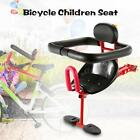 Bike Bicycle Child Safty Seat Saddle Children Kids Baby Carrier Front Y9Z8