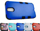 for Alcatel REVVL Walters Natural Dual Layer TUFF Case Phone Cover + PryTool