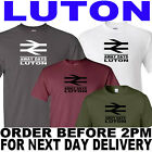 LUTON AWAY DAYS FOOTBALL TSHIRT (other colours available)