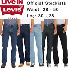 Mens Levi's 501 Denim Jean / Official Levi Strauss 501 Jeans