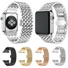 COOLEST Stainless Steel Link Band Bracelet Watchband For Apple Watch iWatch 1 2