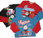 Boys Thomas The Tank Engine Three Pack Tops 12-18m and 18-24m