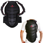 Adult Motorcycle Riding Back Chest Protector Body Spine Armor Off Road Gear US