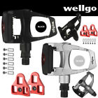 Внешний вид - Wellgo Road Bike Pedals Look ARC Compatible with Cleats