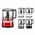 KitchenAid Artisan 5KFC3516E Mini Food Processor Zerkleinerer Factory Serviced günstig