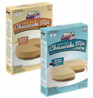Puppy Cake CHEESECAKE MIX Two Different Flavors - GRAIN-FREE Healthy Safe EASY