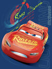 Fototapete Papier Disney CARS 3 Mc Queen & Friends- 184 x 254  cm