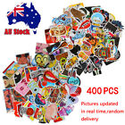 800pcs Waterproof Stickers Skateboard Sticker Graffiti Laptop Luggage Car Decal