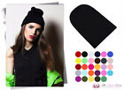 Hip Hop Rainbow Colours Unisex Winter Warm Knitted Woolly Beanie Hat