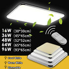 16W 36W 48W 64W 96W Modern Square LED Ceiling Light Living Dimmable Fixture Lamp