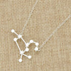 Necklaces Pendants - 1 Pc Zodiac Sign Astrology Necklace Constellation Jewelry Star Sign Pendant