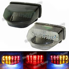 Led Integrated Tail Turn Signals License Light Fit 2007-2012 HONDA CBR600RR PC40