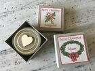 Personalised Christmas Gift Box and East of India Candle Xmas Boxes