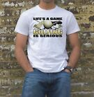 GOLF / LIFE'S A GAME T-SHIRT