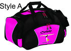 Large Personalized Gymnastics Gym Equipment Duffle Bag 6 colors