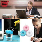 Mini Portable Donuts USB Air Humidifier Purifier Floats Aroma Diffuser Steam USA