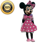 Pink Minnie Mouse Costume - Minnie Mouse Mascot costume - Professional Mascot
