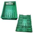 FOLDABLE PLASTIC PRODUCE CRATES (PACK OF 5)