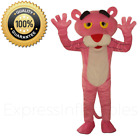 Pink Panther Mascot Costume - Pink Panther Costume - Professional Mascot costume
