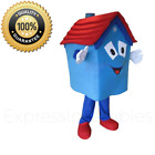 House Mascot costume - House Costume - Professional Estate Agents Mascot - Home