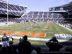 4 Chicago Bears vs Cleveland Browns Tickets 12/24/17