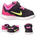 Nike Toddlers Girls Flex Trainers School Sports Running Infant Child Shoes Size