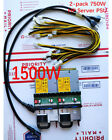 PSU Power Supply Complete Kit 120V-240V for Antminers S7/S9/D3/L3+/A741