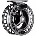 Sage Spectrum Fly Reels in platinum finish