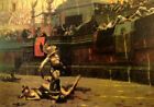 Pollice Verso by Gerome (Classic Rome French art print)