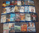 Assorted Blu-Ray Movies (Blu-Ray, Disc in MINT Condition, Free US Shipping)