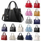 Women Lady Handbag Shoulder Bags Tote Purse Leather Messenger Hobo Bag Satchel image