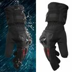 Windproof Waterproof Motorcross Touch Screen Full Finger Non-slip Warm Gloves