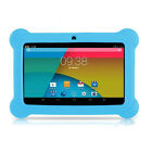 "7""INCH KIDS ANDROID 4.4 TABLET PC QUAD CORE 8GB WIFI UK KIDS CHILD CHILDREN New"