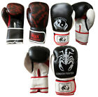 BOXING GLOVES Muay Thai Grappling Pad Punch Bag MMA UFC10 OZ 12 OZ