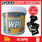 International Protein | Amino Charged WPI | 3kg | Protein Whey Supplement WPI