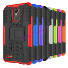 Shockproof Heavy Duty KickStand Hard Cell Case Cover For LG G Stylo 3 / Stylus 3