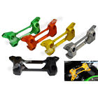 "Φ22mm 7/8"" Handlebar Riser Clamp Top Cover Fit 2015-2018 KAWASAKI Versys KLE 650"