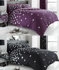 Luxurious Quality BE JEWELLED Duvet / Quilt Cover Bedding Set with Pillowcases